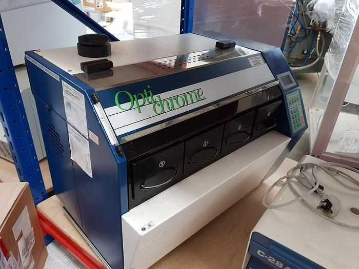 EuroClone  Optichrome evaporation chamber