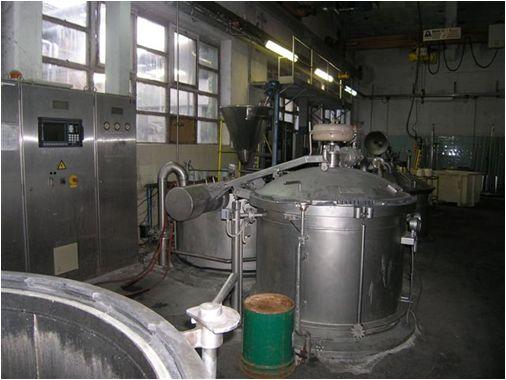 2 Jasper 1250 Yarn dyeing machine
