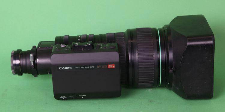 Canon J35x11 BIAS Lens