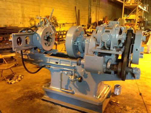 "Landis 4EP 2 1/2""-4"" Landis Threading Machine"