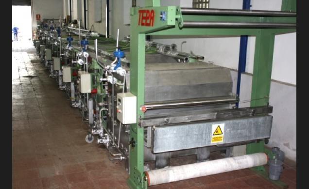 Tepa Open width washing machine