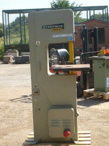 Startrite 14 S 1, BANDSAW
