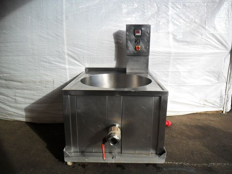 Muvero coking vessel Thermo oil cooking vessel