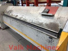 Ras Folding Machine 1,5 mm steel