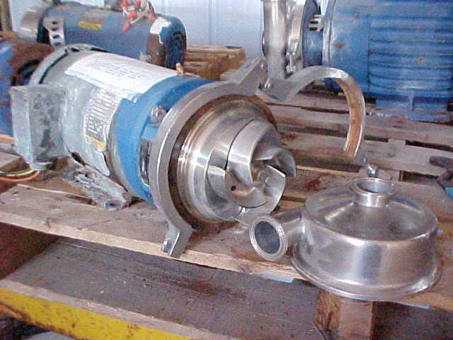 Waukesha 2045 Centrifugal Pump