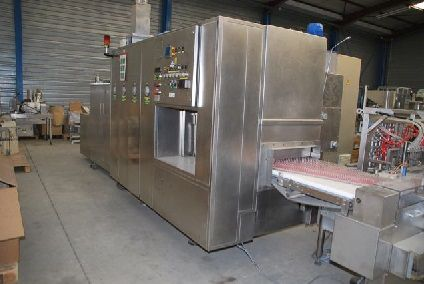 Macofar T 600/H 1/C 1 TUNNEL STERILIZATION