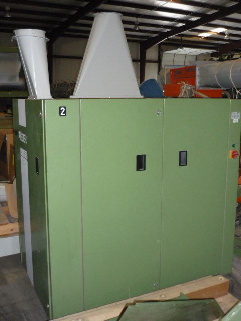 Rieter B50 Uniflex Cleaners