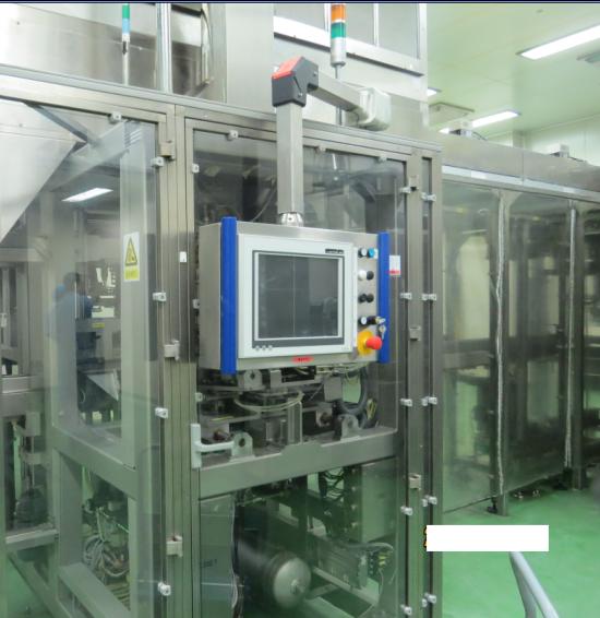 Rommelag SM 954 A Cap Welding Machine