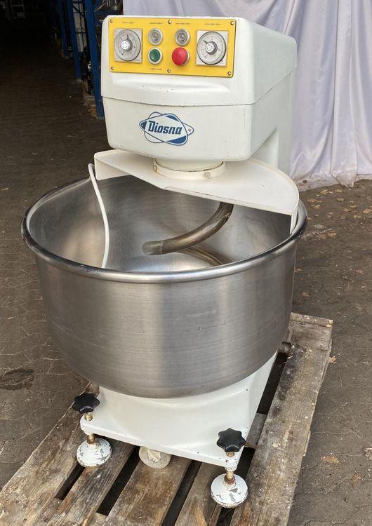 Diosna SP 80 D Spiral kneading machine