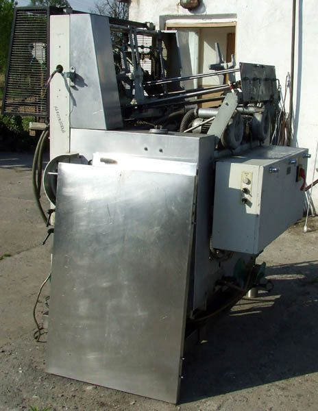 Kliklok Commander,Box Former Length - up to 432 mm or up to 159 mm at 2-layer boxes;     width - up to 114 mm;     height - up to 203 mm.