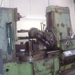 Lorenz E-16 Gear Hobber Max. 125 rpm