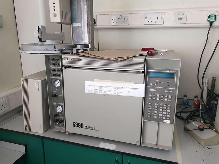 HP 5890 Series II GC GC