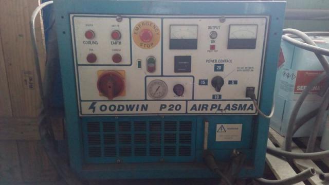 Goodwin P 20