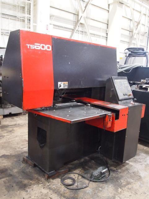 Amada CNC TAPPING MACHINE CTS-600 4.5 Ton