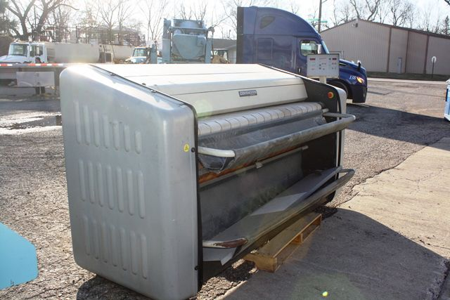 Continental F20075WP2100 1 Roll Propane Ironer