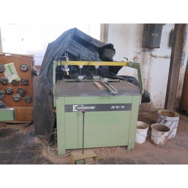 Jonsdorf JB 10/19, Dowel drilling machine