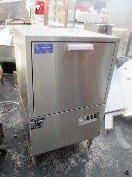 Champion UH150B, Undercounter Dishwasher High Temp