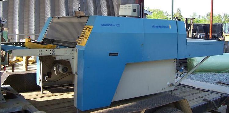 Kannegiesser MultiStar CX Type 1000CM Fusing Machine