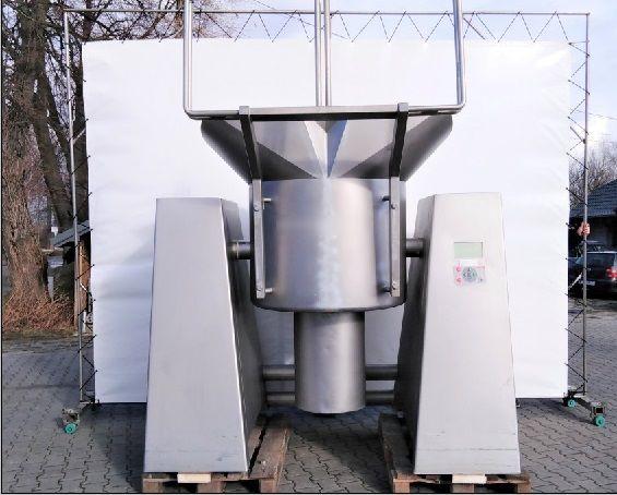 Ruhle MKR 600 MIXER-TUMBLER