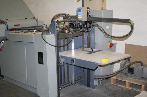 Stahl KD 56-4 KTL, Folding machine