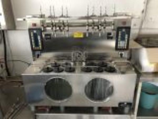 Gavazzi Laboratory dyeing machine