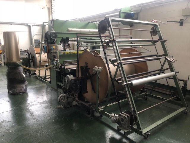 GFP Perforating machine