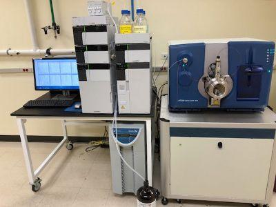 AB Sciex 4500 Triple Quad LC/MS System
