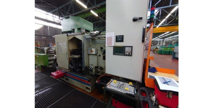 Wickman CNC FANUC Oi-TD 2737 [rpm] 32-8 2 Axis