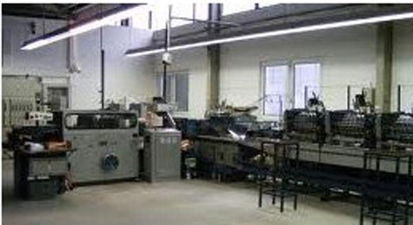 Brehmer LBW 745/1-10-W-P Saddle Stitcher
