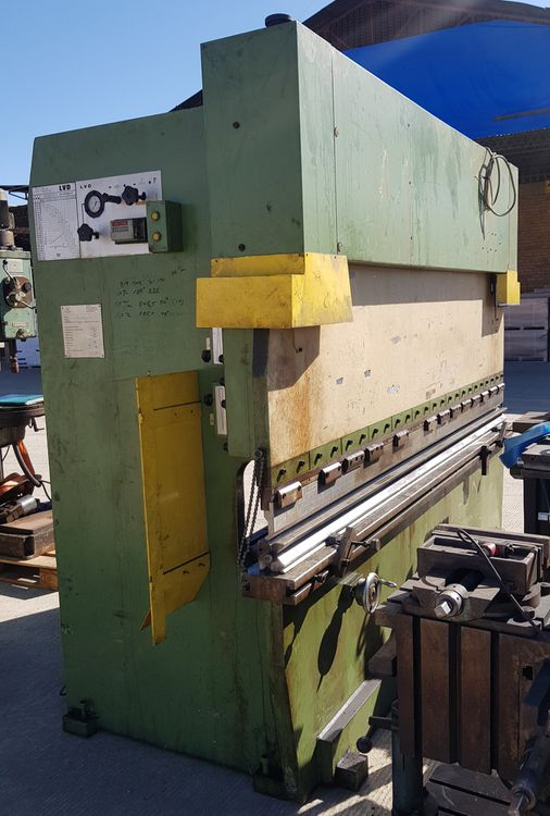 LVD FOLDING MACHINE 3000x80 3000mm