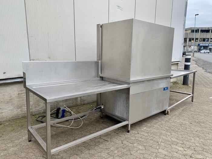 Hobart UXTLH-10N   universal commercial dishwasher