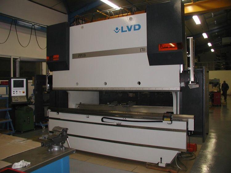 LVD PPEB 170 Ton