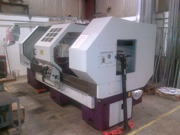 Bridgeport DX32R CNC Control Max. 2500 RPM EZ-PATH III S 2 axis CNC Lathe