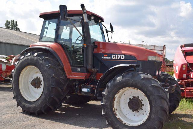 New Holland G 170