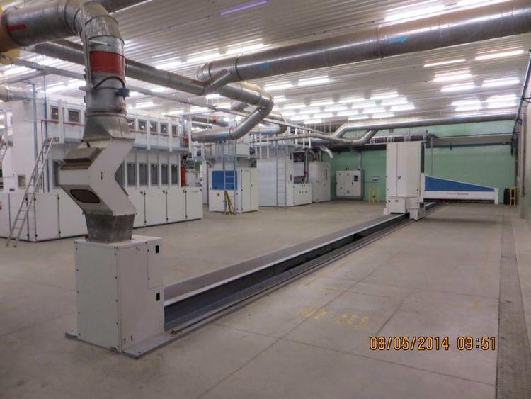 Trützschler BO-A, BR-MT Blowroom Line