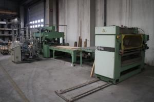 Friz PD 6, Throughfeed press line