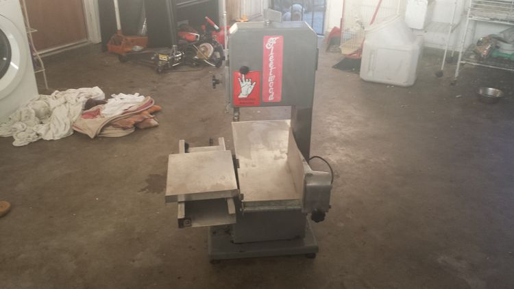 Others B-78 Table top meat saw cutter