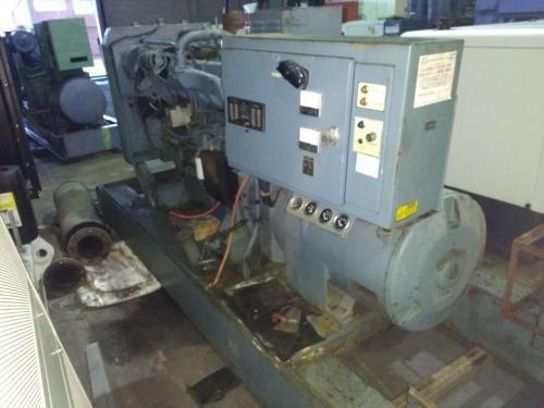 Allis Chalmers Allis Chalmers Stamford Used Diesel Generator 130 KVA
