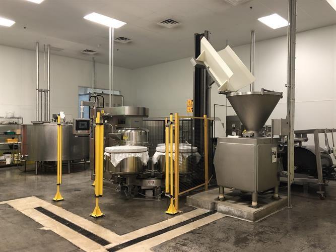 Bosch Brownie Bites Production Line