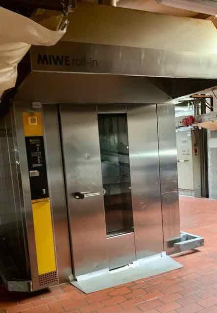 Miwe Rollin Jumbo RI 2.0610-TL Rotary Oven
