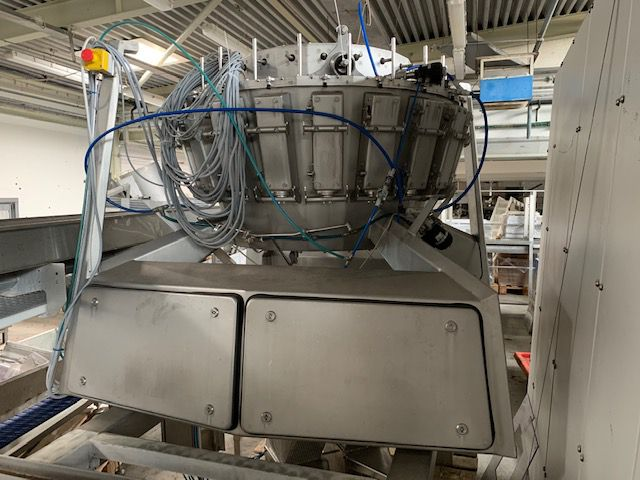 Cabinplant SF30-20 Split Multihead Weigher