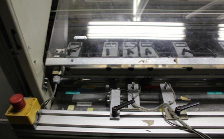 Schmale durate Heavy-duty hemming installation Model 600