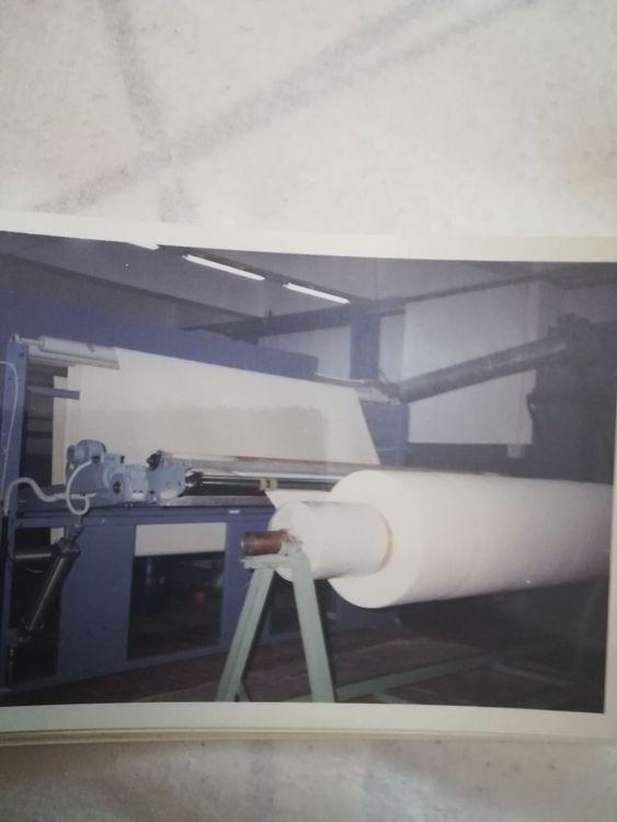 Zimmer FM II 126 3200 MM Zimmer Printing M/C FM II 126 , 320MM  , Model 1994, 1 Dryer  6 Chambers TF II