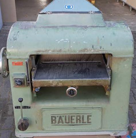 Bauerle WI DM ZM 125/12