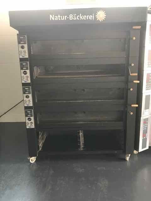 Wiesheu EBO 128 - 320 EBO 128 - 320 Deck Oven