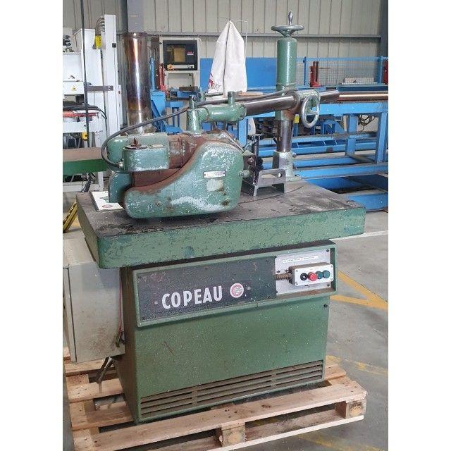 Copeau QFA510, MOULDER