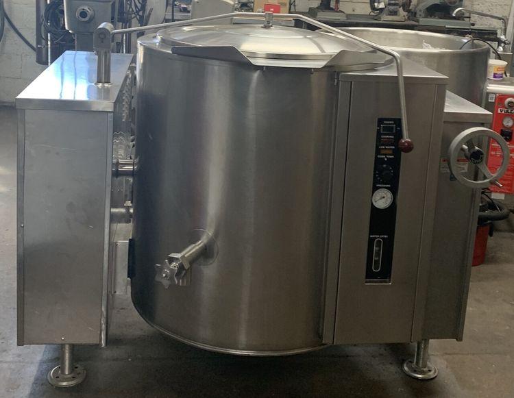 Market Forge FT-40GL TILT KETTLE - NATURAL GAS