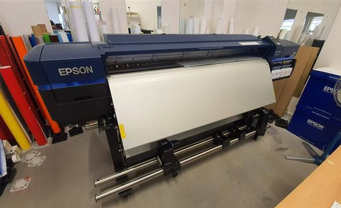 Epson SURE COLOR SC - S80610, Digital Printing Machine 10