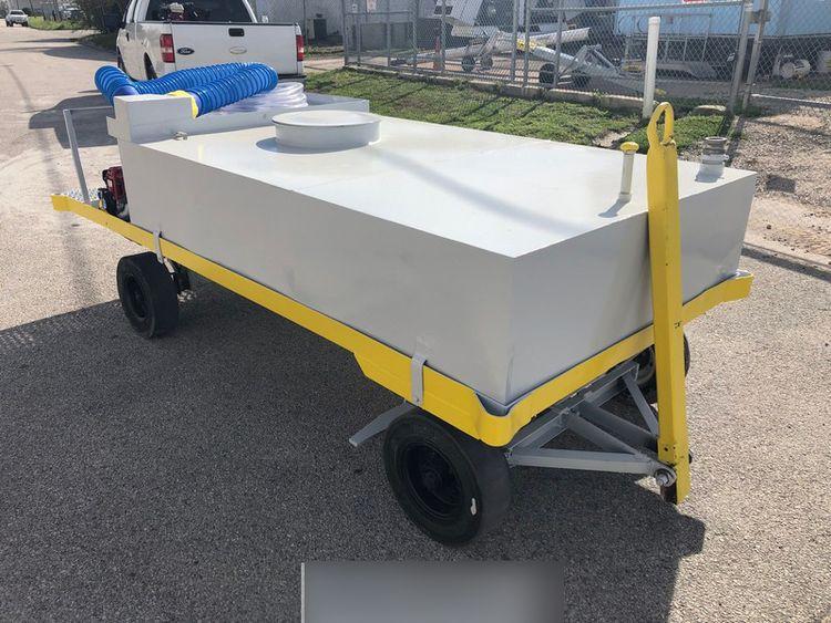Lavatory Cart