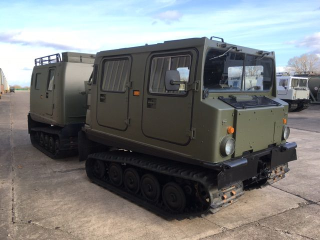 Hagglunds Bv206 Personnel Carrier